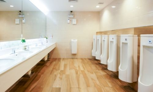 Washroom Deep Cleaning Services